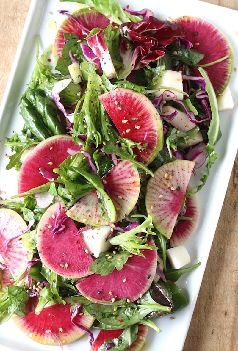 watermelon-radish-salad-recipe-with-citrus-dressing